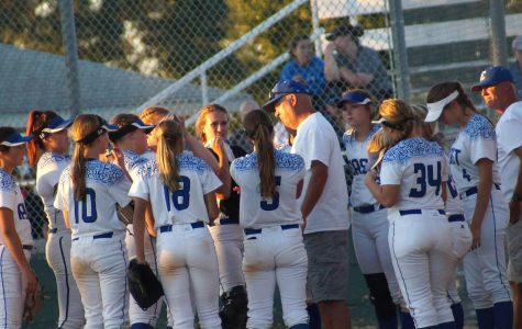 East High Spartans Softball Sweep Fremont