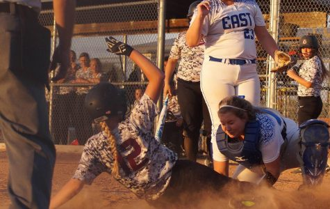 Lincoln East Varsity Softball Team Sweeps Columbus, improves to 13-1