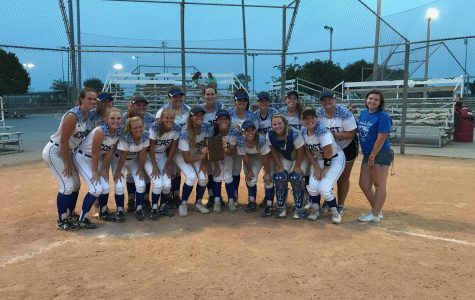 East varsity softball goes back to back in the LPS Invitational