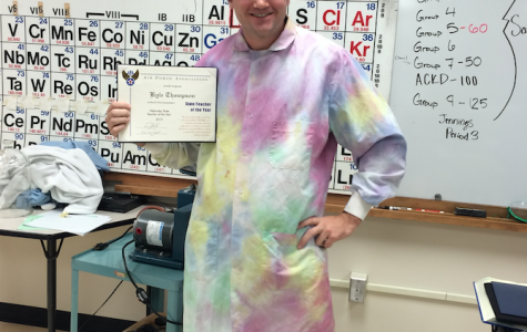 Spotlight: Teacher at East Excels in the Classroom