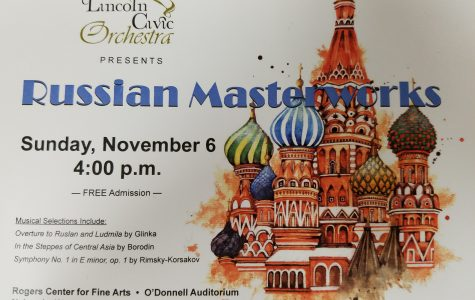 The Lincoln Civic Orchestra's First Showcase of The Year
