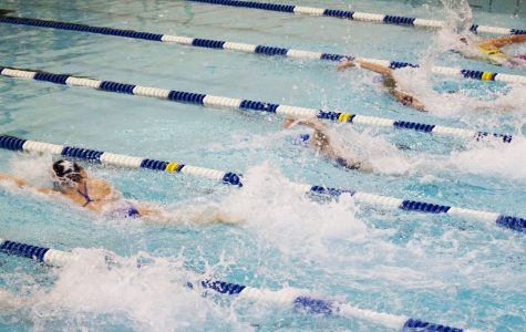 Spartan Girls Swimming and Diving Prepares for HAC Championship