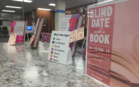 Literary romance awaits in the Media Center