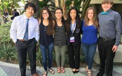 End of the year for Lincoln East DECA