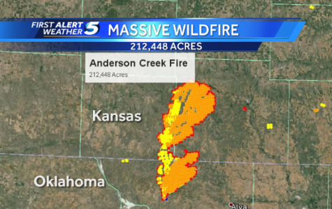Kansas Goes Up in Flames