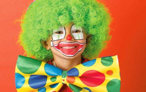 A Clownish Matter