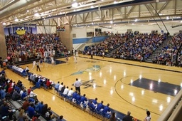Prep's Christmas in the Cage Wows Spartan players and fans