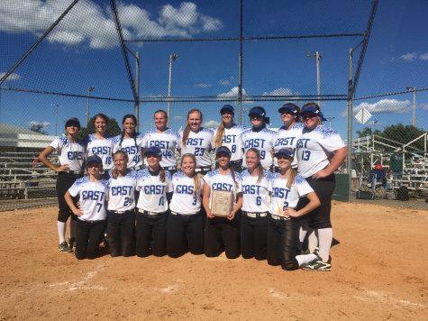 Spartan Softball Shines at State