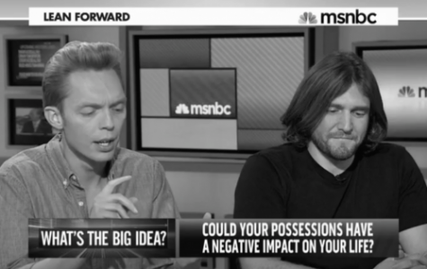 The Minimalists-Joshua Fields and Ryan Nicodemus on MSNBC