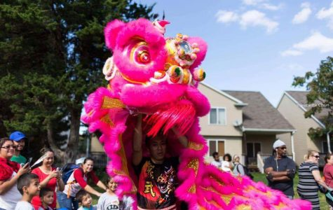 The Lincoln Lunar Lions: Asian New Year Celebration