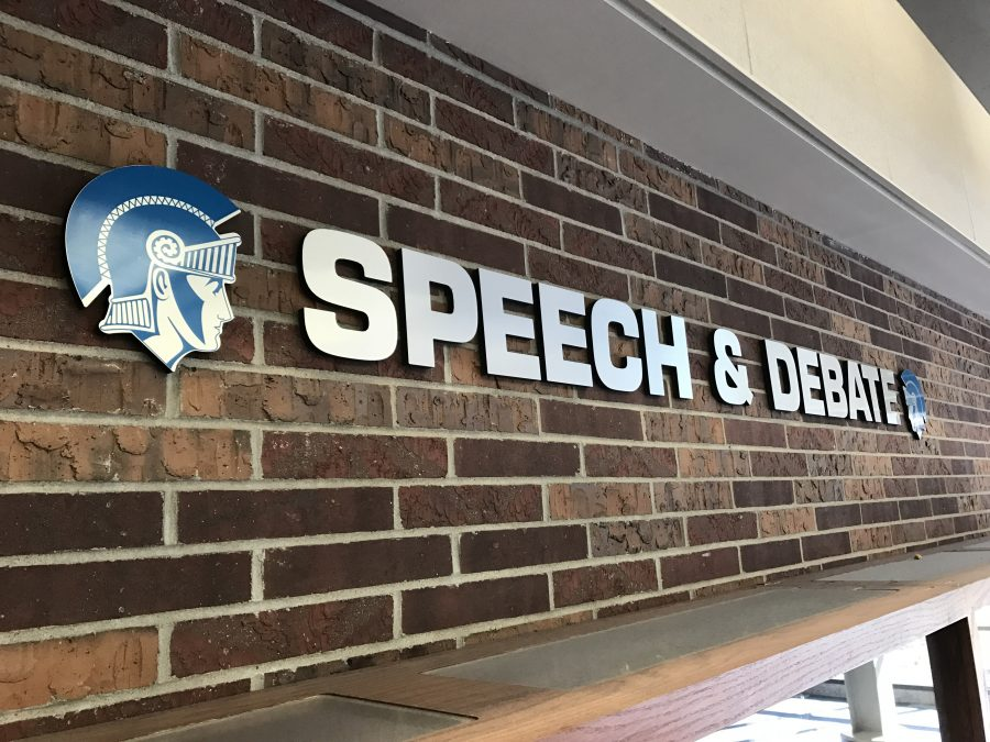 The Spartan Invitational: A Record Year for Speech – The Oracle