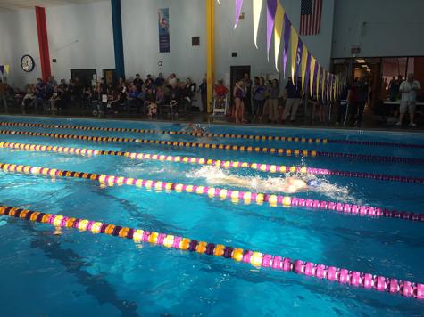 Spartan Boys Swim and Dive Team Wins City