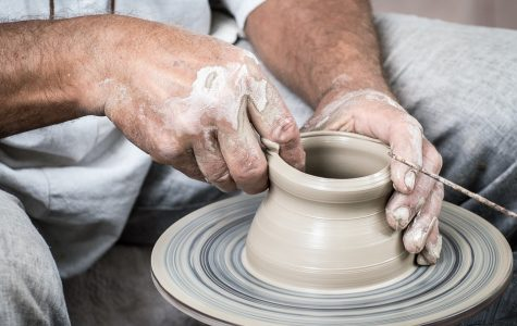 Pottery can be an easy and fun outlet for therapy