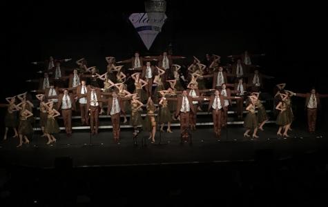 East Show Choir Takes on Minnesota