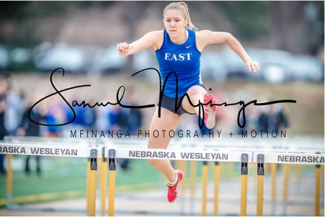 Athlete of the Meet: Maryah Godwin