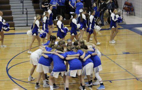 Varsity Girls Basketball # 1 in the State