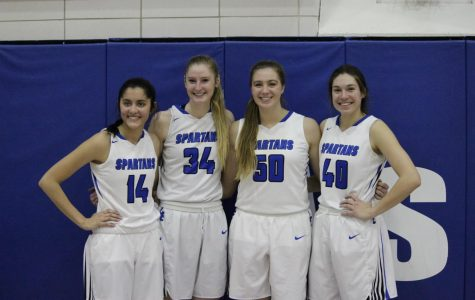Spartan Girls Basketball Continue Their Winning Ways