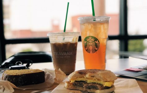Lunchtime review: 70th & O Starbucks