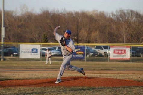Spartan Baseball Falls to Gators; Remain Winless on Season