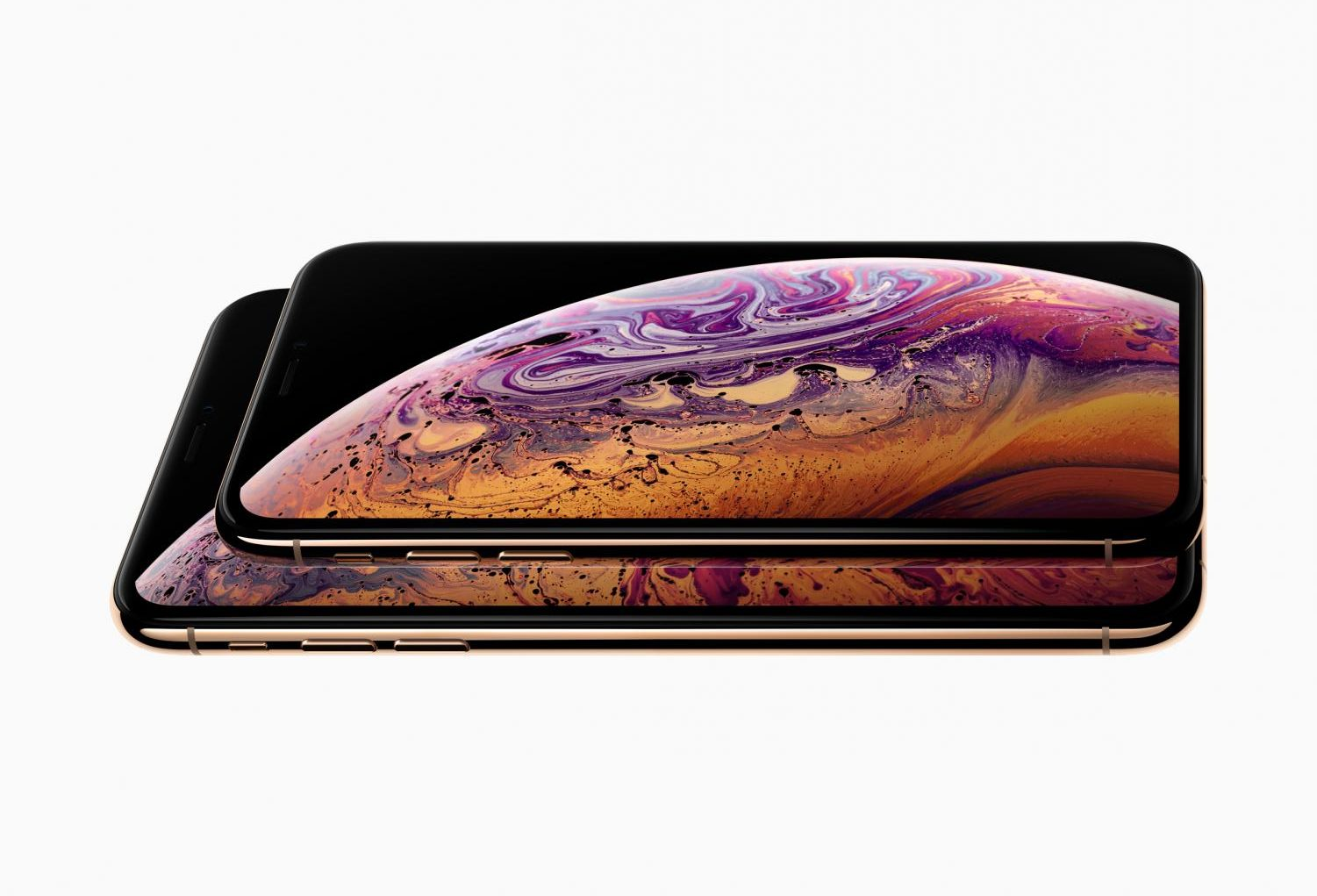 The new iPhone Xs and Xs Max were announced Wednesday at Apple Park. They will go on sale for pre-order starting September 14.