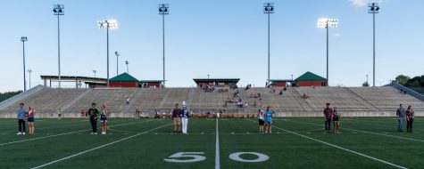Homecoming nominees are introduced at halftime on Thursday, September 20 at Seacrest Field.