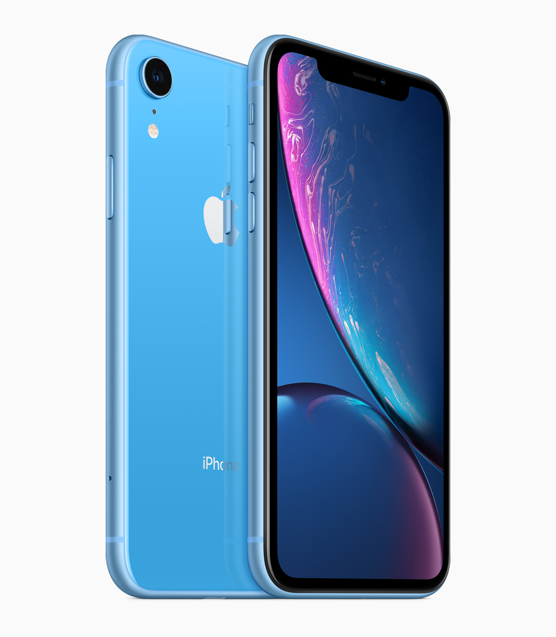 The+new+iPhone+XR+was+announced+Wednesday+at+Apple+Park.+It+will+go+on+sale+for+pre-order+starting+October+19.+Photo+courtesy+of+Apple.+All+rights+reserved.