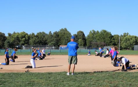Young and energetic Spartans head into district softball tournament