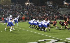 Spartans football falls short against Warriors
