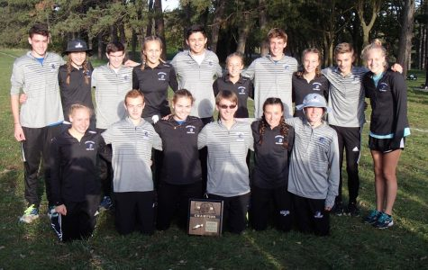 Spartan cross country finishes strong