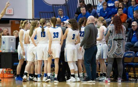 East girls basketball midseason update