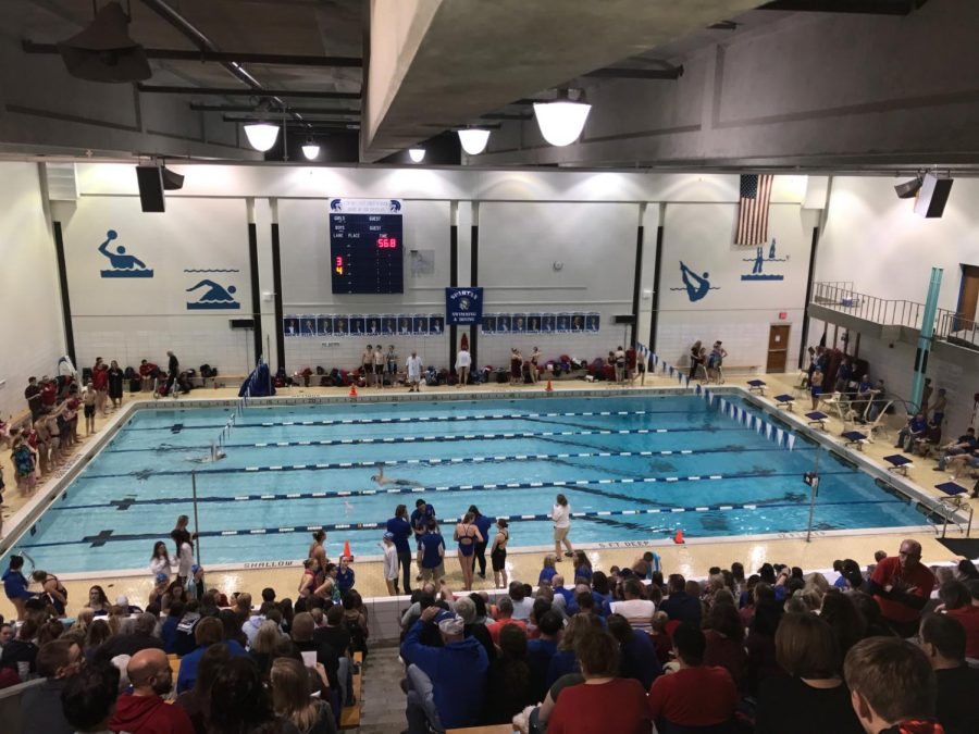 The+stands+were%2C+well%2C+packed+at+Pack+the+Pool+on+Tuesday+the+15th.