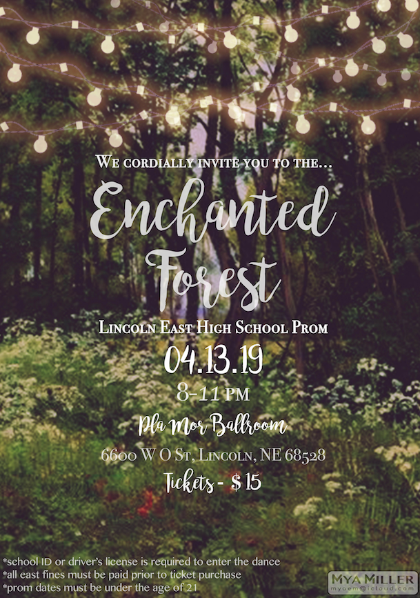 Prom at the Enchanted Forest
