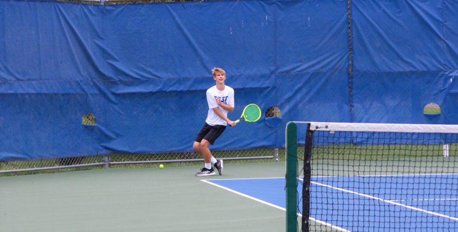 Bright future for Spartan tennis