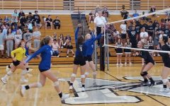 Strong performance by Spartan Volleyball against Northeast