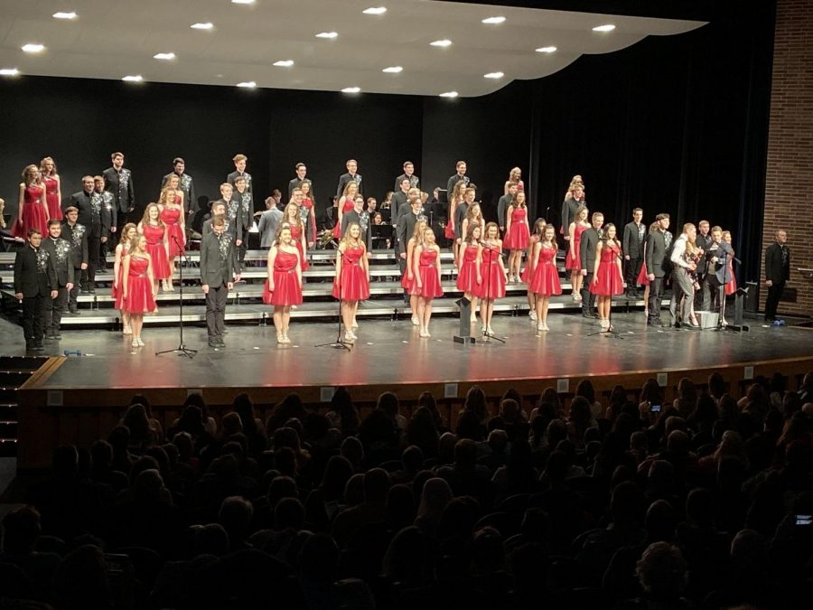 2019 Show choir showcase