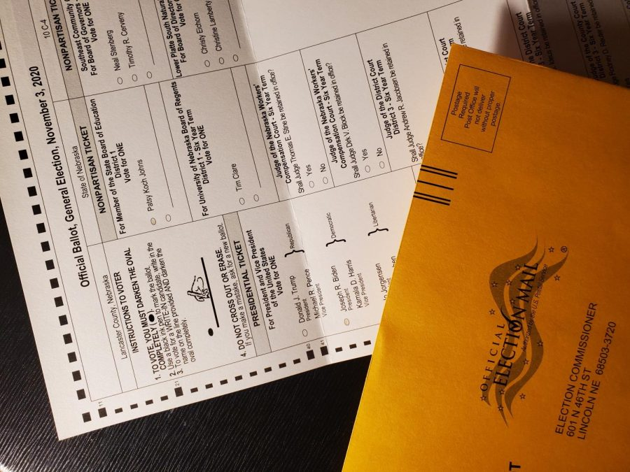 In the middle of the coronavirus pandemic and a major election year, many voters are opting to request absentee ballots instead of voting in person on November 3.
