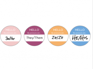 Pronouns: The importance of understanding their correct usage