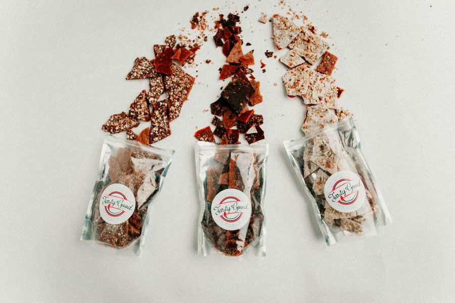 Katie Becker from Tasty Good Toffee is a great example of a small, local business owner who cares about each and every one of her buyers and does everything she can to brighten their day.
