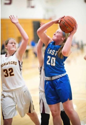 Armstrong looks to become a key figure this season for the Lady Spartans basketball team after the loss of several seniors from last years state runners up team.