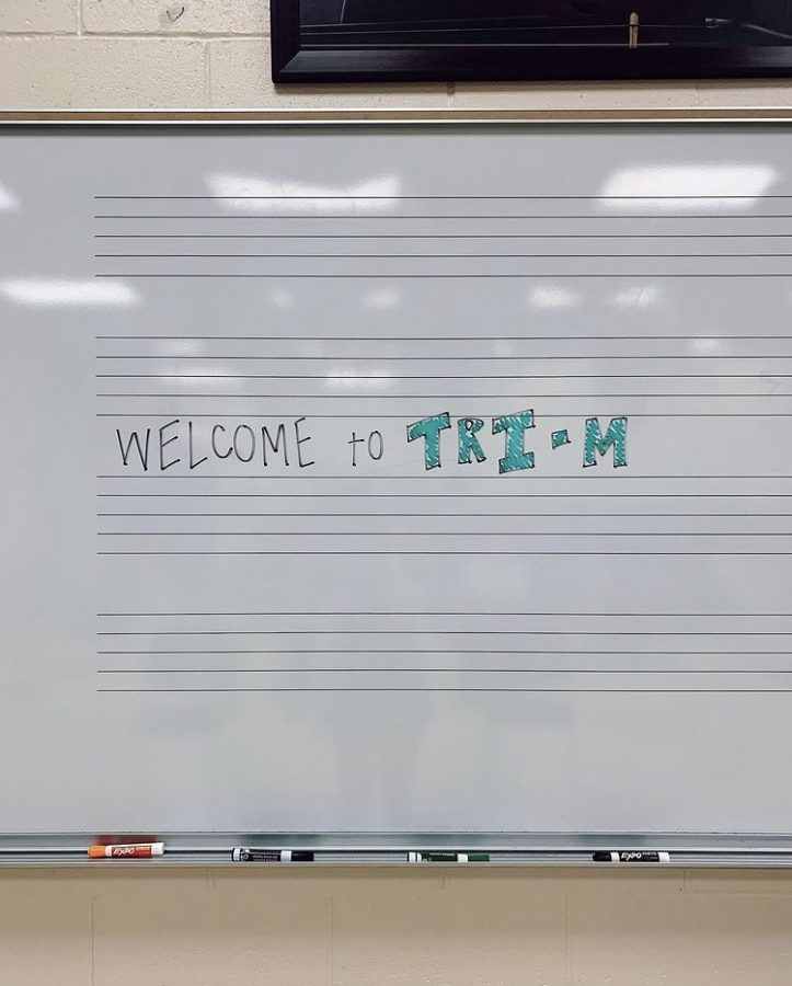 Tri-M welcomes new members to Easts' chapter of the national music society.