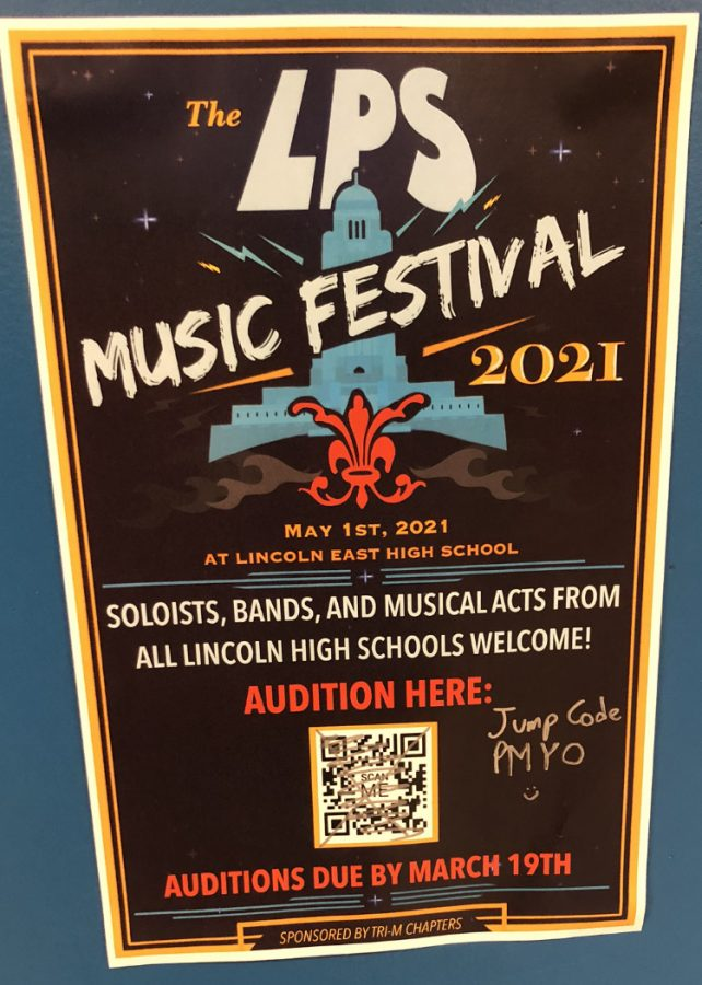 The end of the year, LPS Music Festival is set to be on May 1st, 2021! Many small musicians and bands are excited to show off their talents! Come join the fun and support our beloved musicians at East High School! Everyone is welcomed, just show up and show your music spirit!