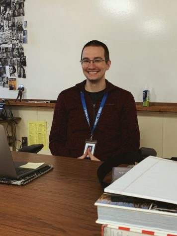 Mr. Ricke, East economics and world history teacher, is leaving East after this school year to work in a more financial-heavy job.