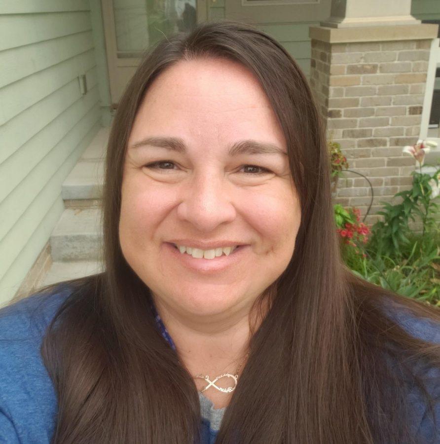 Easts new athletic secretary: Kristy Manzitto